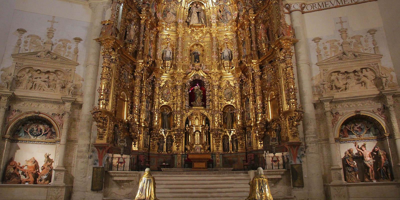 Resultado de imagen de convento de San Francisco medina de rioseco
